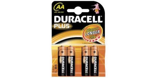 Duracell Power Plus LR06 AA