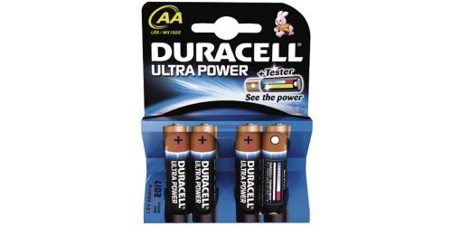 Duracell Ultra LR06 4xAA