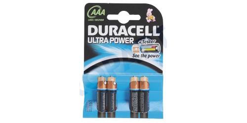 Duracell Ultra LR03 4xAAA