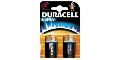 Duracell Ultra LR14 2xC