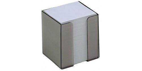 U-box met blaadjes (wit)