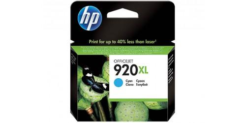 CD972AE HP OJ6500 INK CYAN HC