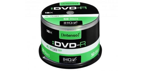 INTENSO DVD-R 4.7GB 16x (50) CB