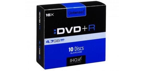 INTENSO DVD+R 4.7GB 16x (10) SC