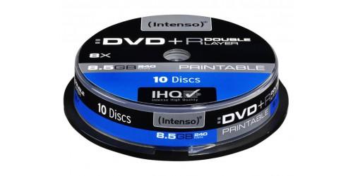 INTENSO DVD+R 8.5GB 4x (10) CB