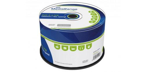 MEDIARANGE DVD-R 4.7GB 16x (50) CB