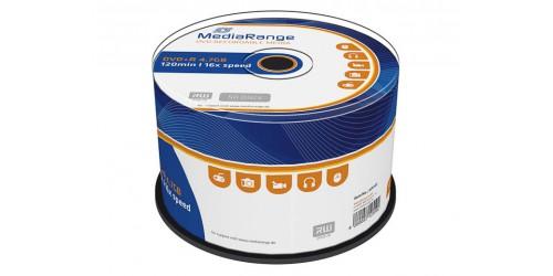 MEDIARANGE DVD+R 4.7GB 16x (50) CB