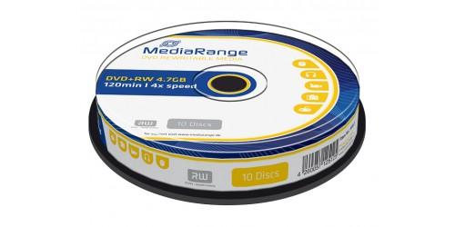 MEDIARANGE DVD+RW 4.7GB 4x (10) CB