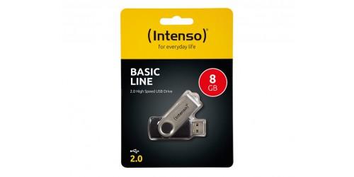 INTENSO BASIC LINE USB DRIVE 8GB