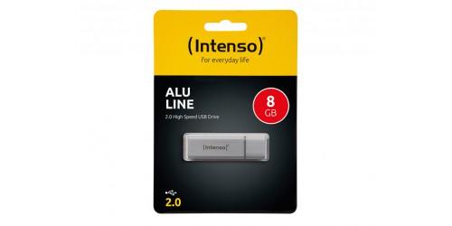 INTENSO ALU LINE USB DRIVE 8GB