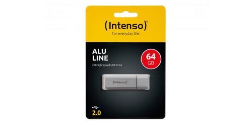 INTENSO ALU LINE USB DRIVE 64GB