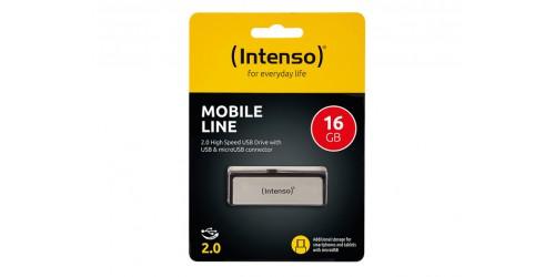 INTENSO MOBILE LINE USB DRIVE 16GB