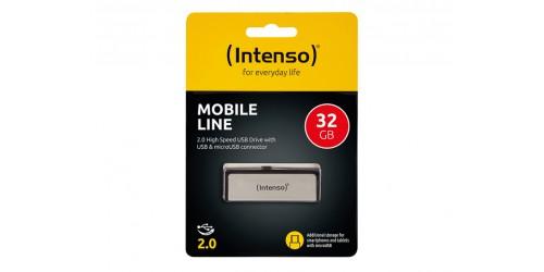 INTENSO MOBILE LINE USB DRIVE 32GB