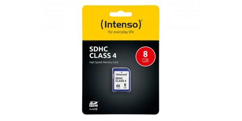 INTENSO SD CARD 8GB