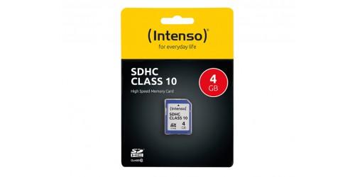 INTENSO SD CARD 4GB