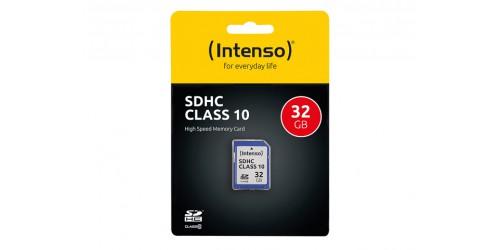 INTENSO SDHC CARD 32GB