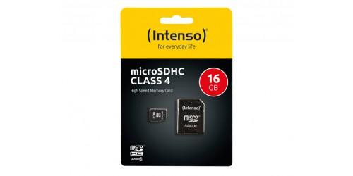 INTENSO MICRO SD CARD 16GB
