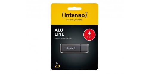 INTENSO ALU LINE USB DRIVE 4GB