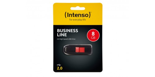 INTENSO BUSINESS LINE USB DRIVE 8GB