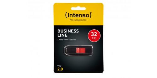 INTENSO BUSINESS LINE USB STICK 32GB