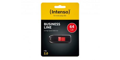 INTENSO BUSINESS LINE USB STICK 64GB