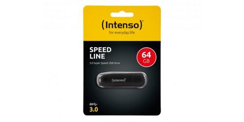 INTENSO SPEED LINE USB DRIVE 64GB