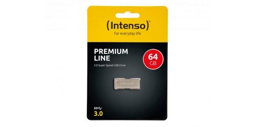 INTENSO PREMIUM LINE USB DRIVE 64GB