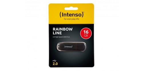 INTENSO RAINBOW LINE USB DRIVE 16GB