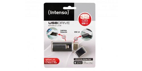 INTENSO IMOBILE LINE USB STICK 32GB