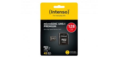 INTENSO MICRO SDXC CARD UHS-I 128GB