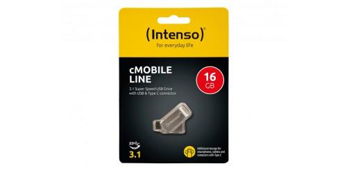 INTENSO CMOBILE LINE USB STICK 16GB