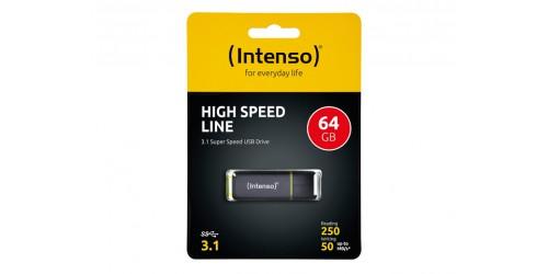INTENSO HIGH SPEED LINE USB STICK 64GB