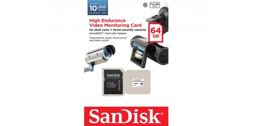 SANDISK MICRO SDXC CARD 64GB