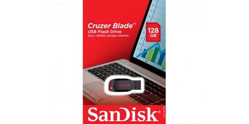 SANDISK CRUZER BLADE USB STICK 128GB