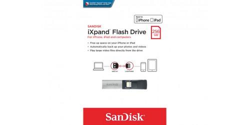 SANDISK IXPAND USB STICK 256GB USB 3.0