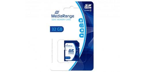 MEDIARANGE SDHC CARD 32GB
