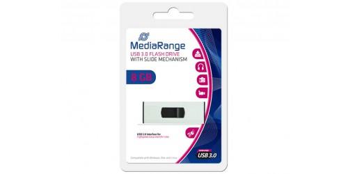 MEDIARANGE SUPERSPEED FLASH DRIVE 8GB