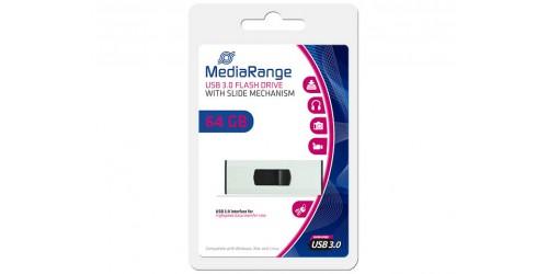 MEDIARANGE SUPERSPEED FLASH DRIVE 64GB