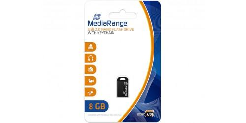 MEDIARANGE NANO FLASH DRIVE 8GB