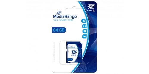 MEDIAR SDHC CARD 64GB