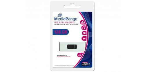 MEDIARANGE SUPERSPEED FLASH DRIVE 128GB