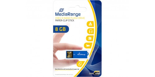MEDIARANGE NANO USB STICK 8GB