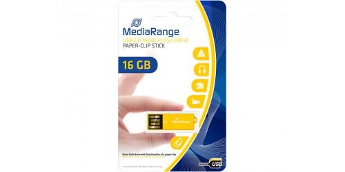 MEDIARANGE NANO USB DRIVE 16GB