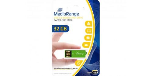 MEDIARANGE NANO USB DRIVE 32GB