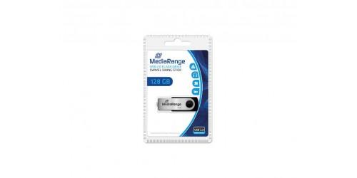 MEDIARANGE FLEXI USB STICK 128GB