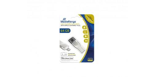 MEDIARANGE USB STICK 64GB