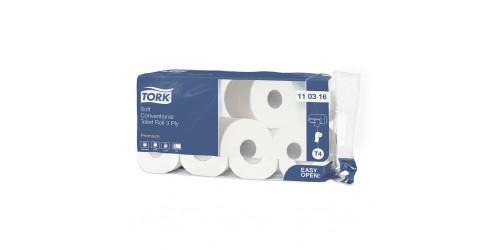 Toiletpapier Tork  T4 XtrSoft 72 rol 110316