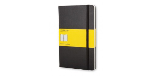 Moleskine Pocket Notebook ruitjes