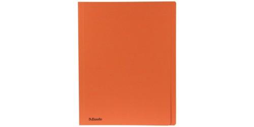 Vouwmap A4 300 g oranje    1033413