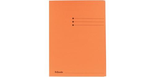 Klepmap A4 oranje          1033313